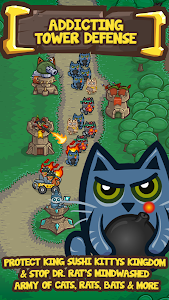 King Sushi Kitty TD v1.01 (Mod)