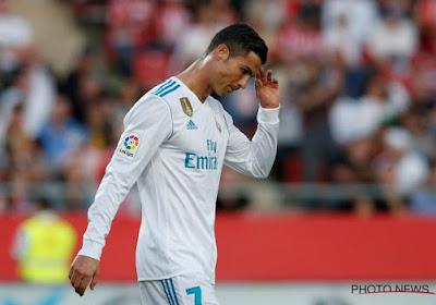 Inquiétude autour de Cristiano Ronaldo à deux jours du Clasico