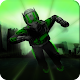 Ant Superhero man-micro transform hero battle (game)