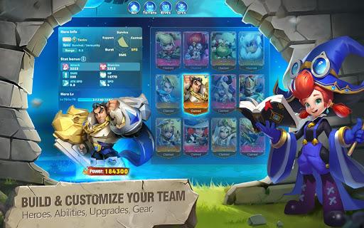 Télécharger Gratuit Heroes Bash mod apk screenshots 2