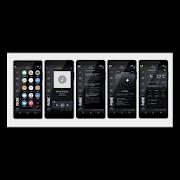 KLWP Dark Os 10 1.9 Icon