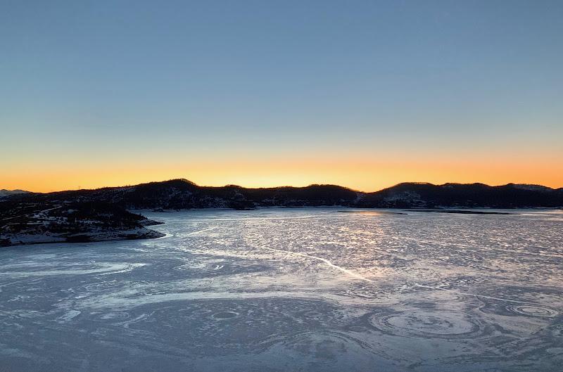 Frozen Lake di paolo_basciano