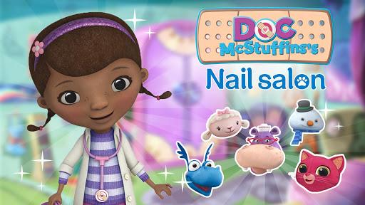 Télécharger Gratuit Doc McStuffins: Nail Salon mod apk screenshots 1