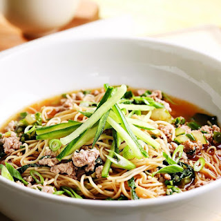 Brothy Chinese Noodles.