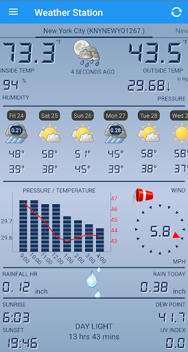 Weather Station Apk 1