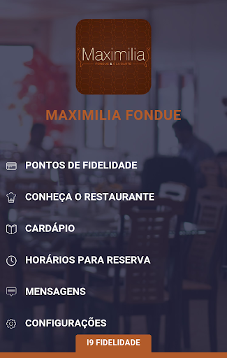 Maximilia Fondue
