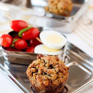 Grain Free Morning Glory Muffin.