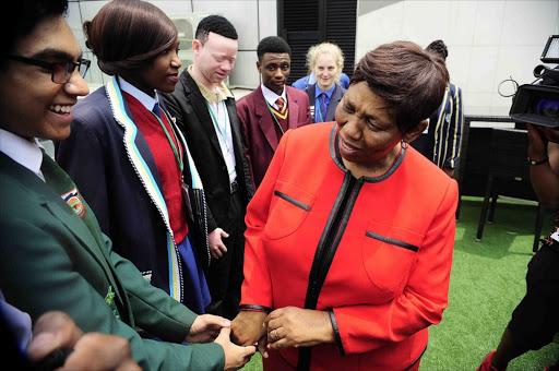 Limpopo Pupils Top High Achievers List-4290