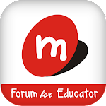 M Learning Forum for Educators Icon