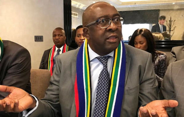 Finance minister Nhlanhla Nene. File Picture: REUTERS/KARIN STROHECKER