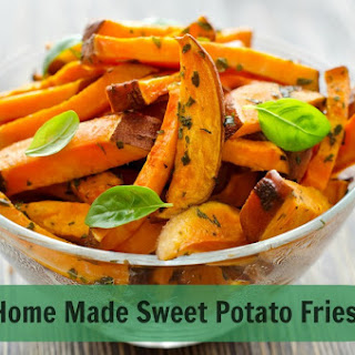 Super Yummy Sweet Potato Fries