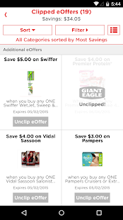 Giant Eagle- screenshot thumbnail