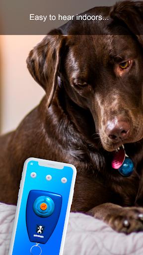 Dog Clicker Training 4.3.0 screenshots 2