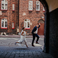 Wedding photographer Jacek Mielczarek (mielczarek). Photo of 29.09.2018