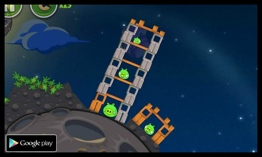 NewHints Angry Birds Space - náhled