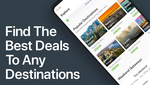 Wego Flights, Hotels, Travel Deals Booking App 6.0.7 Screenshots 2
