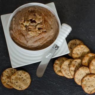 Healthy Lentil Walnut Pâté.