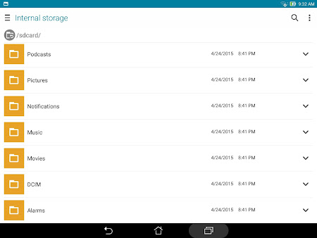 ASUS File Manager 2.0.0.16 screenshot 23021