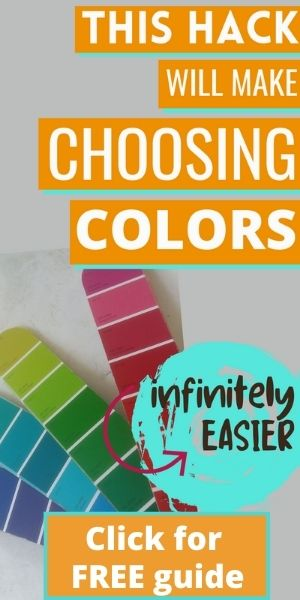 choosing the perfect paint color