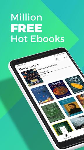AnyBooks uff0d FREE Books, novels, ncert free download 3.0.2 screenshots 1