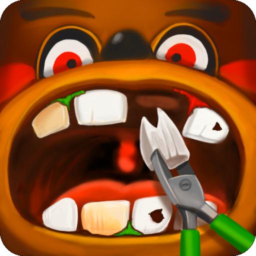 シミュレータフレディ歯科ジョーク 模擬 LOGO-玩APPs