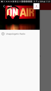 Unapologetic Radio- screenshot thumbnail