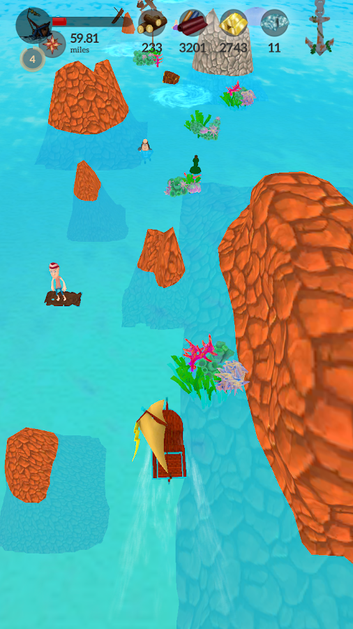 The Sea Wolf Stories- screenshot