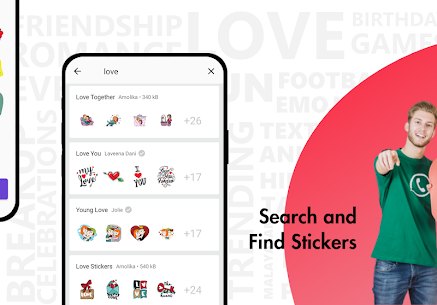 Stickify: 5000+ Stickers for WhatsApp App Download For Android 2