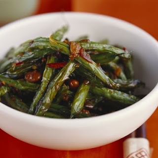 Szechuan-style Beans.