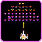 Galaxy Storm - Galaxia Invader (Space Shooter) icon
