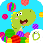 My Dino Town: Fun Baby Learning Games for Kids