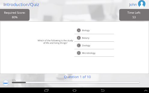 Learn Biology via Videos- screenshot thumbnail