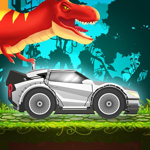 Fun Kid Racing Dinosaurs World 教育 App LOGO-APP開箱王