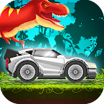 Fun Kid Racing Dinosaurs World Icon