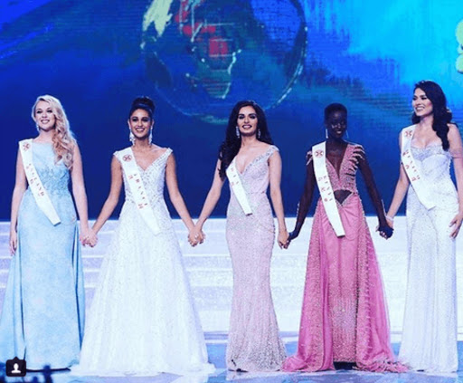 Extremely Shocking! You Wont Believe What Miss Tanzania