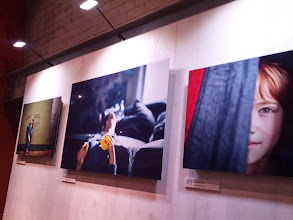 Photo: 40+ photographs are on display in our warehouse-turned-gallery.
