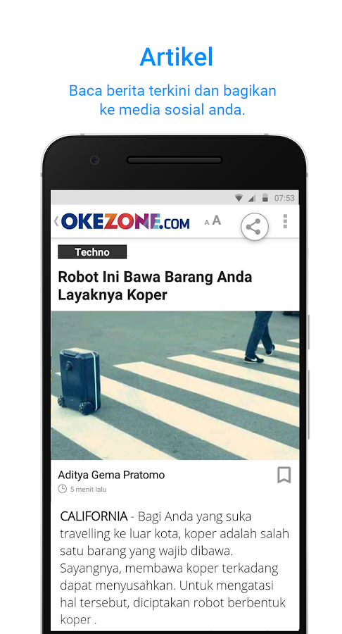 Okezone (Official)- screenshot