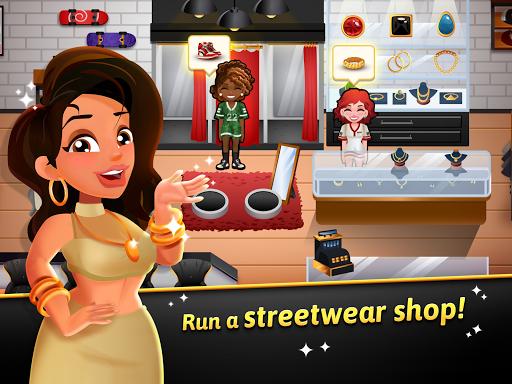 Hip Hop Salon Dash - Fashion Shop Simulator Game 1.0.3 screenshots 13