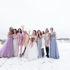 Wedding photographer Aleksey Khonoruin (alexeyhonoruin). Photo of 27.01.2018