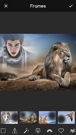 Animal Photo Editor App ss1