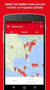 Earthquake -American Red Cross- screenshot thumbnail
