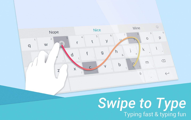 Resultado de imagem para TouchPal 2016 Emoji Keyboard