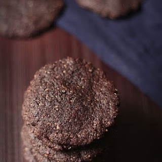 Sunflower Seed Chocolate Cookies (Vegan, Gluten-free, Soy-free & Nut-free)