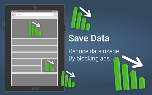 how to delete ad block on android