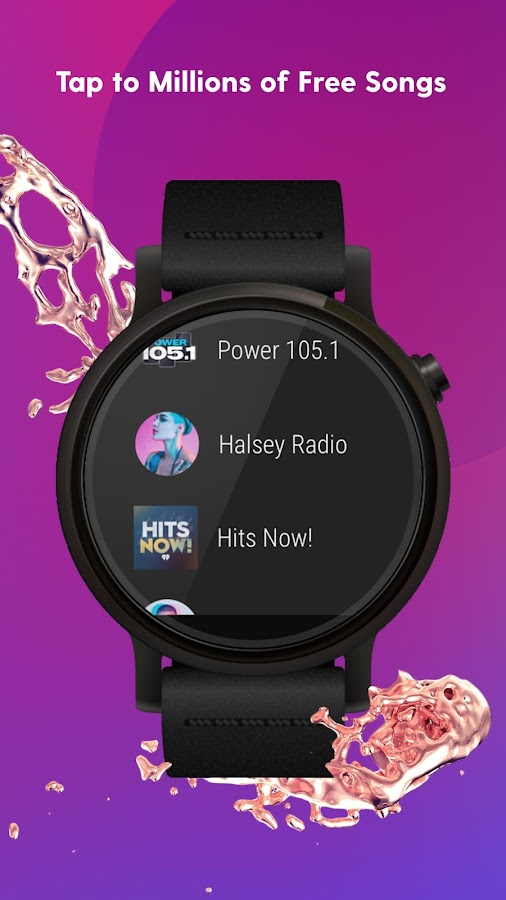 iHeartRadio - Free Music, Radio & Podcasts- screenshot