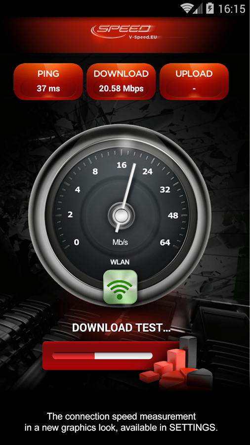 Internet Speed Check- screenshot