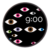 Gaze Effect: Watch Face