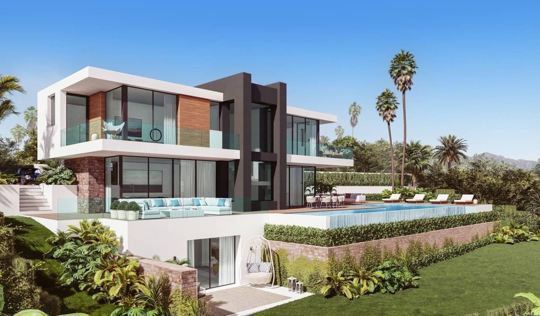 Villa avec piscine Manilva