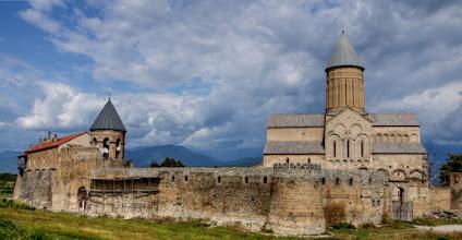 Photo: Georgien, Kachetien, Kloster Alaverdi, 2011 (Georgia, Kachetia, Alaverdi Monastery, 2011)  © Eckhard Supp