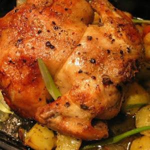 Rosemary Roast Chicken 迷迭香烤鸡